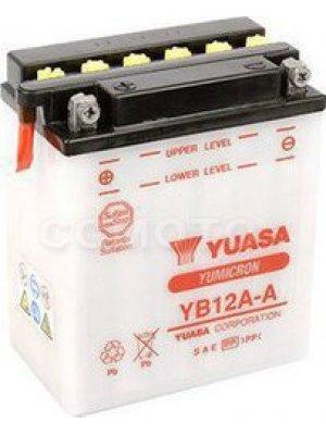 Mπαταρία Moto Yuasa YB12A-A Freshpack PowerSports