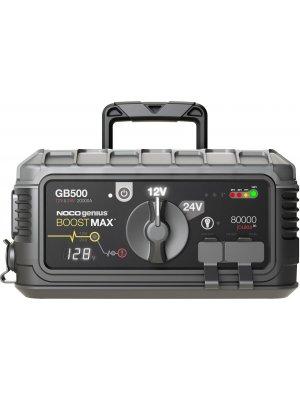 Εκκινητής-Βooster Οχημάτων Μηχανημάτων Noco Genius Boost Max GB500 12V & 24V 20000A
