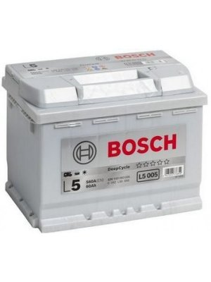 Μπαταρια Bosch L5005 Deep Cycle 60AH