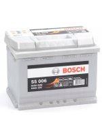 Μπαταρία αυτοκινήτου Bosch S5006 63Ah 242x175x190