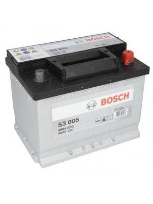 Μπαταρία αυτοκινήτου Bosch S3005 56Ah  242x175x190