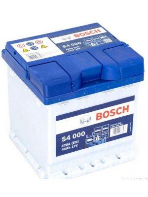 Μπαταρία αυτοκινήτου Bosch S4000 44Ah 175x175x190