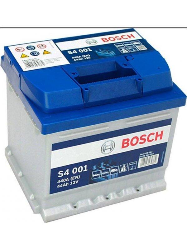 Μπαταρία αυτοκινήτου Bosch S4001 44Ah 207x175x175