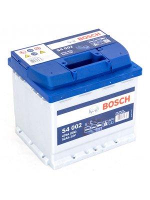 Μπαταρία αυτοκινήτου Bosch S4002 52Ah 207x175x190