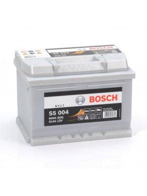 Μπαταρία αυτοκινήτου Bosch S5004 61Ah 242x175x175