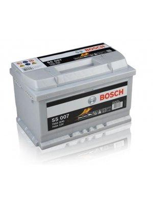 Μπαταρια αυτοκινητου Bosch S5007 74Ah 278x175x175