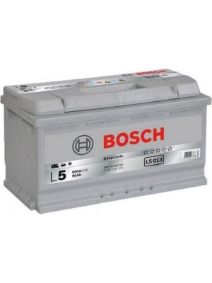 Μπαταρία Bosch L5013 Deep Cycle 90AH