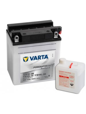 Μπαταρία Μοτοσυκλέτας Varta  YB10L-B/12N10-3B YB10L-B2 Powersports Freshpack  11Ah