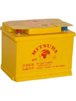 Μπαταρία αυτοκινήτου Mitsuba+ (55049) 50ah