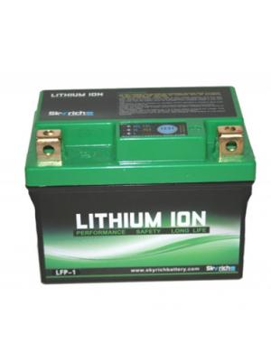 Mπαταρία Mοτοσυκλέτας ιόντων λιθίου Skyrich LFP1 12v 3-6ah