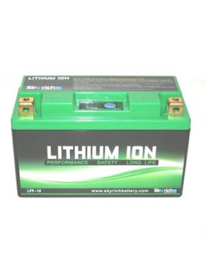 Mπαταρία Mοτοσυκλέτας ιόντων λιθίου Skyrich LFP10 12v 10-12ah