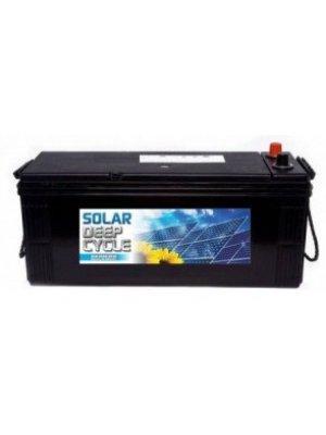 Μπαταρία Βαθιάς εκφόρτισης Φωτοβολταϊκών MITSUBA Solar D140+ (κλειστού τύπου) 140ΑΗ