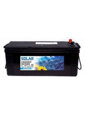 Μπαταρία Βαθιάς εκφόρτισης Φωτοβολταϊκών MITSUBA Solar D140 (Ανοιχτού Τύπου) 140ΑΗ