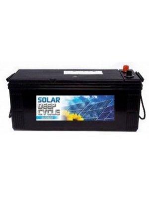 Μπαταρία Βαθιάς εκφόρτισης Φωτοβολταϊκών MITSUBA Solar D120+(κλειστου τυπου) 120ΑΗ 12V