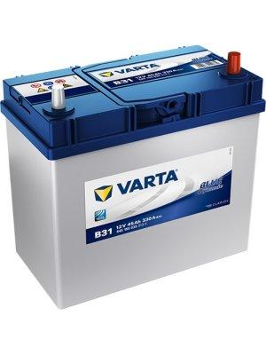 Μπαταρία Αυτοκινήτου Varta B31 blue dynamic 45ah